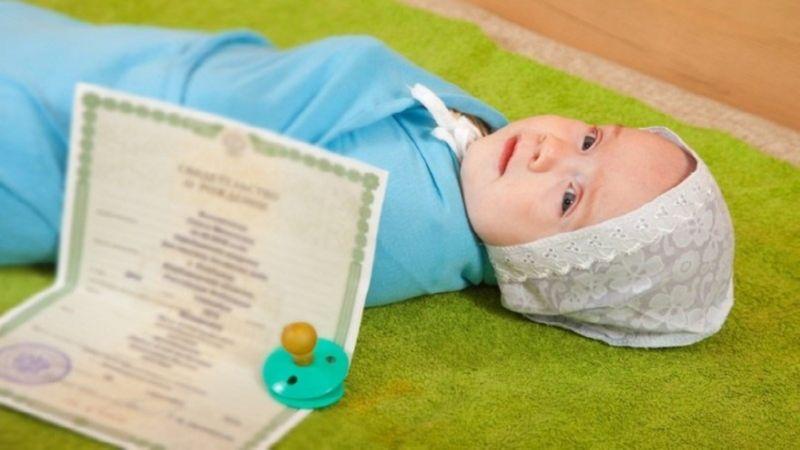 ребенок родившийся на борту самолета