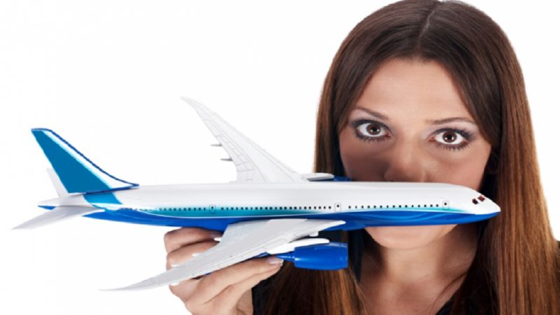 страх летать на самолетах