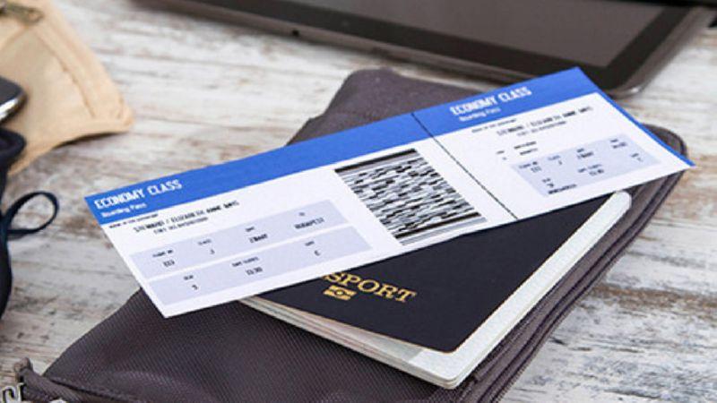 сдать билет на самолет