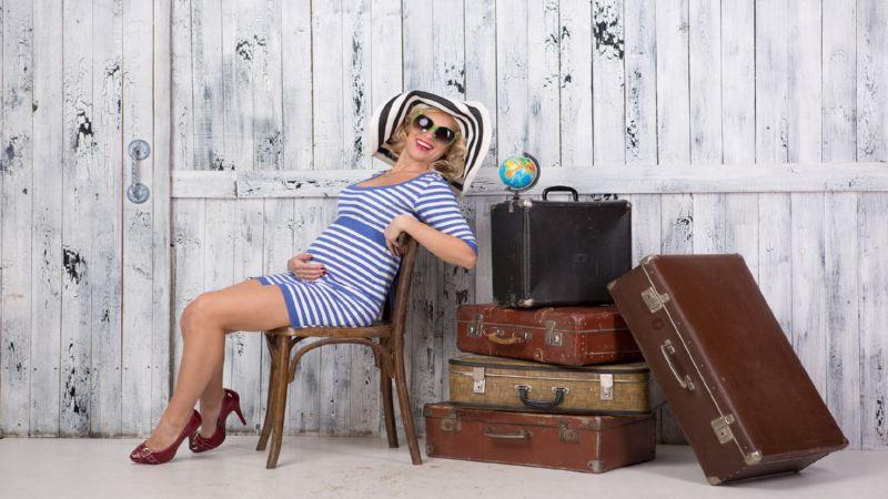 можно ли летать на ранних сроках беременности