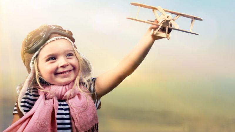 летать на самолете без сопровождения