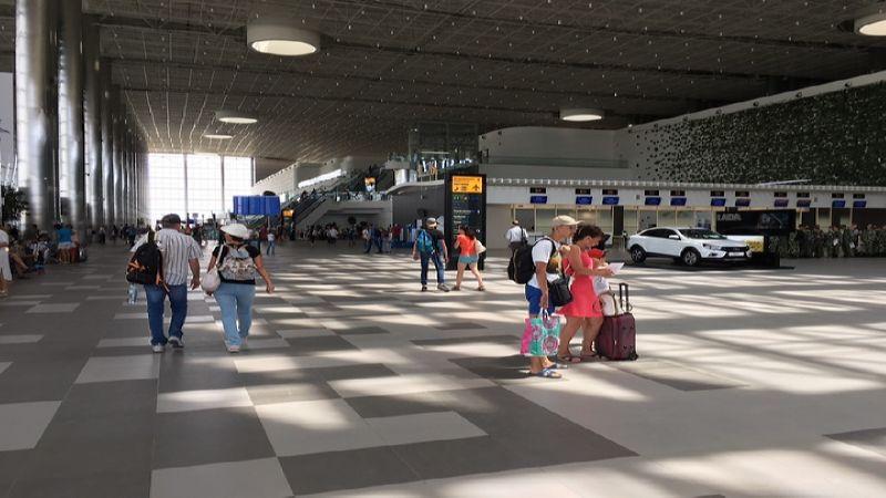 список аэропортов Крыма