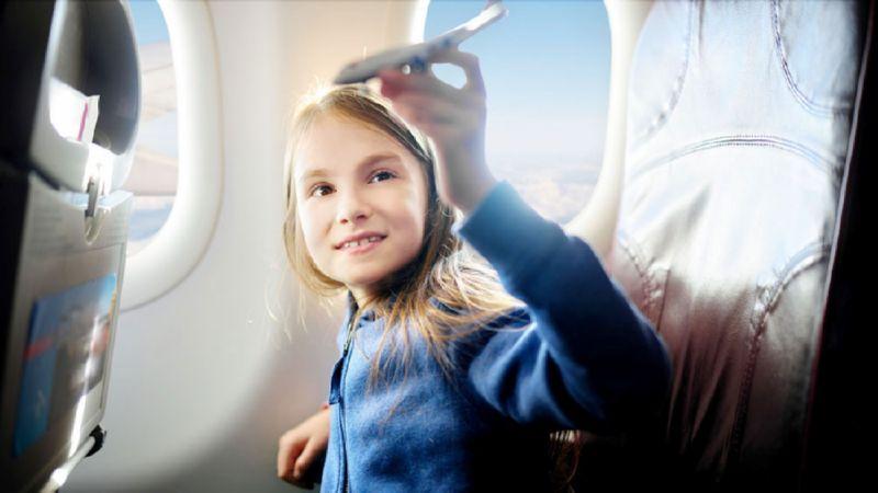 сколько стоит сопровождение ребенка в самолете