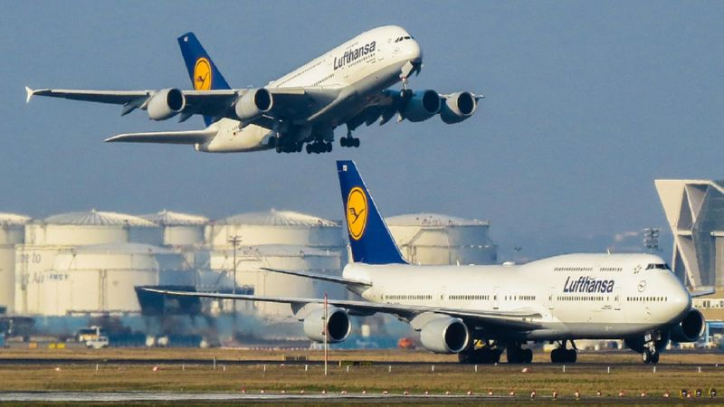 какой самолет лучше боинг или аэробус