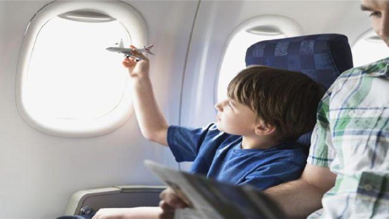 стоимость детского билета на самолет