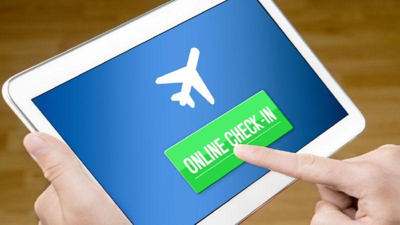 онлайн регистрация на самолет