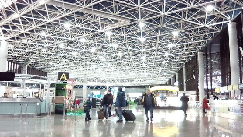 как добраться из Сочи до аэропорта Сочи