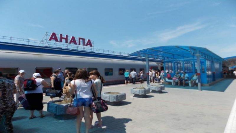 как добраться до Анапы из Москвы на самолете