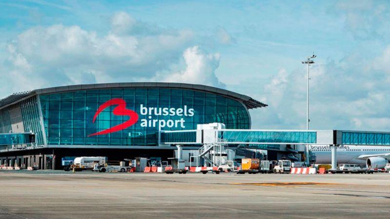 как добраться из аэропорта Брюсселя до центра