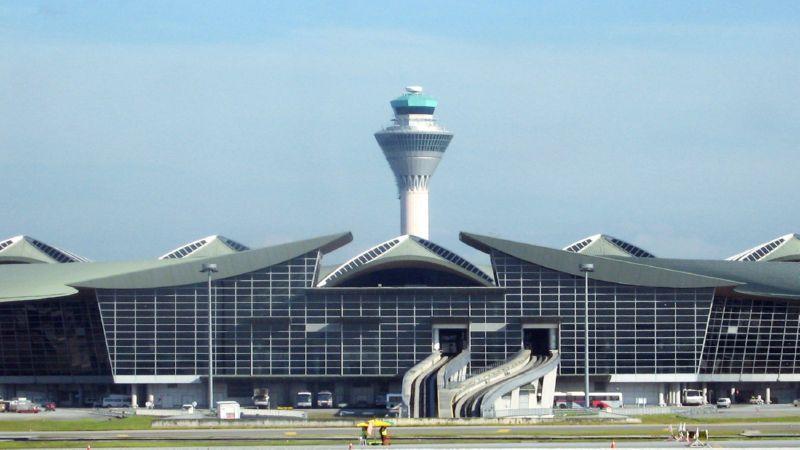 схема аэропорта Куала Лумпур