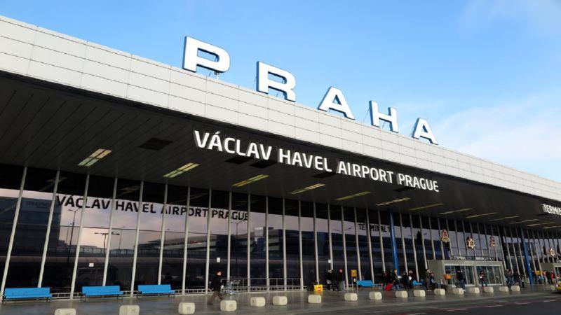 как добраться из аэропорта Праги до центра Праги