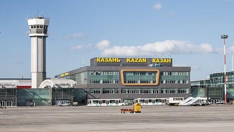 доехать до аэропорта Казани из Казани
