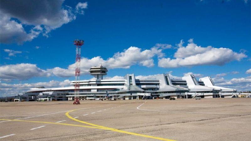 как доехать до аэропорта Минск 2