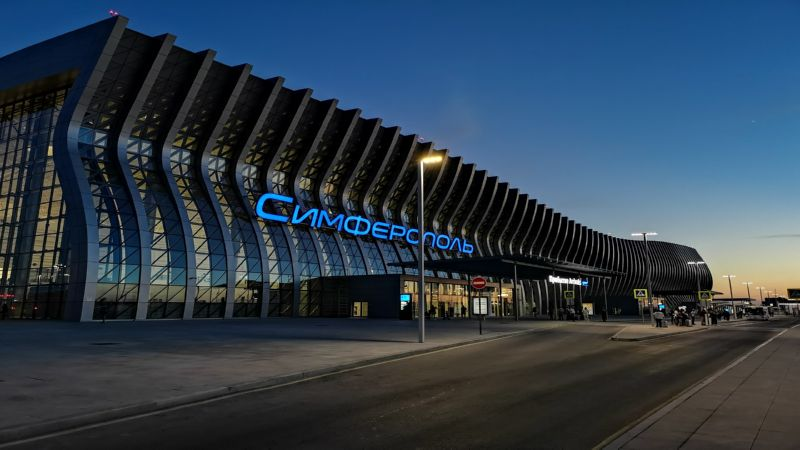 как добраться до Севастополя из аэропорта Симферополя