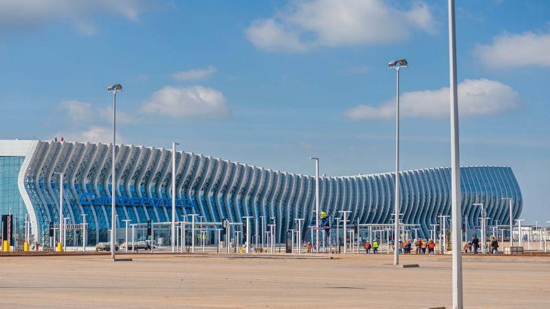 как доехать до аэропорта Симферополя из Ялты