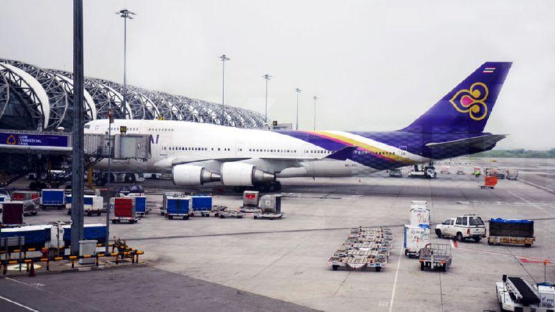 фото аэропорта Бангкока