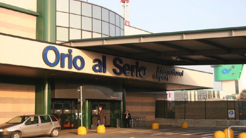 как доехать из аэропорта Бергамо до Милана