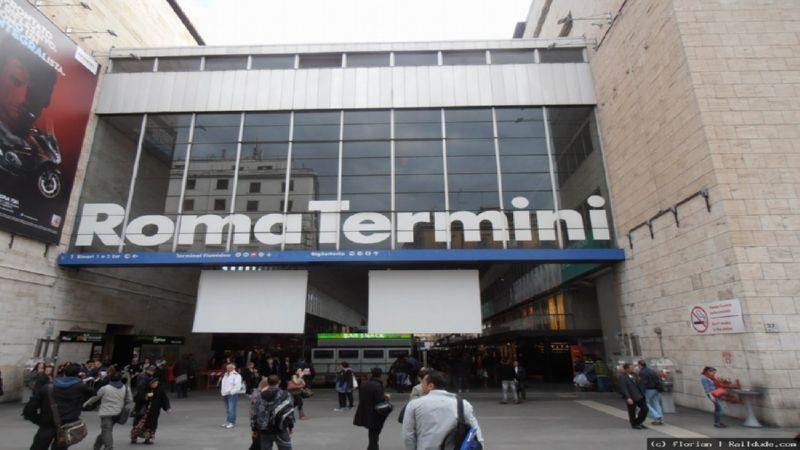 как добраться до вокзала Термини из аэропорта