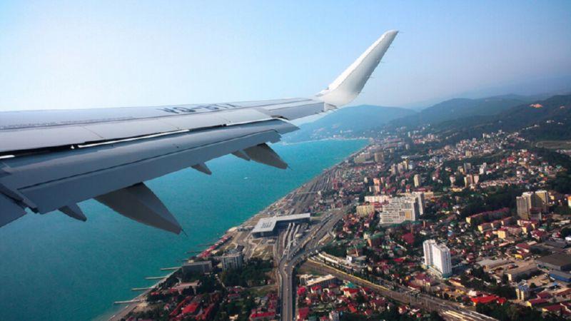 добраться из аэропорта Адлера до Абхазии