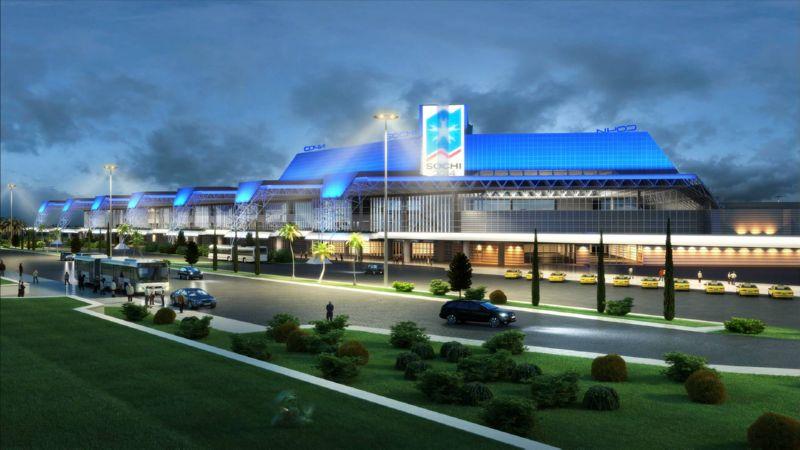 как добраться из аэропорта Сочи до Абхазии
