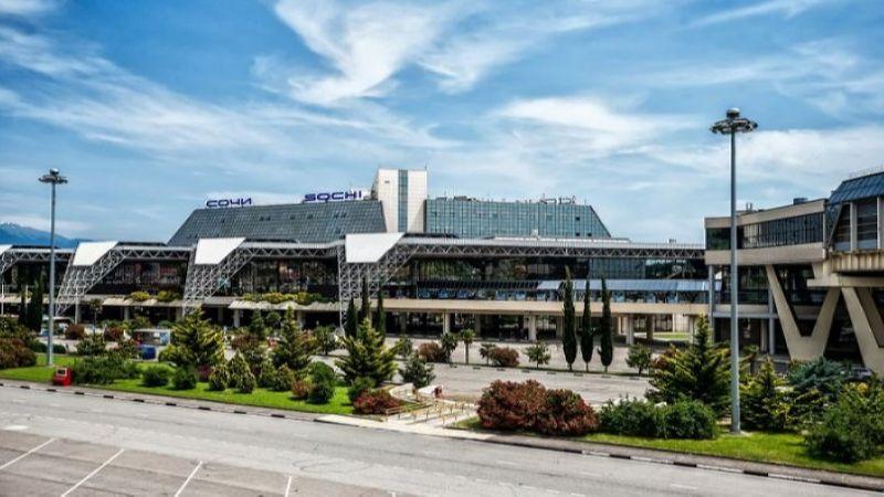 как добраться от аэропорта Сочи