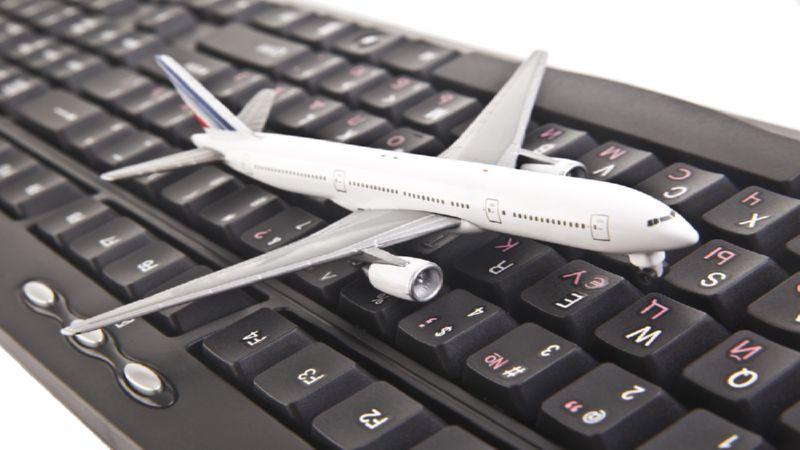 отследить полет самолета онлайн