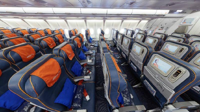 аэробус А330-300 схема салона лучшие места Аэрофлот