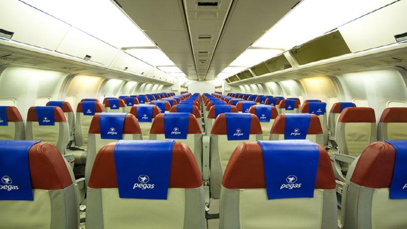 схема салона boeing 767 300 Икар