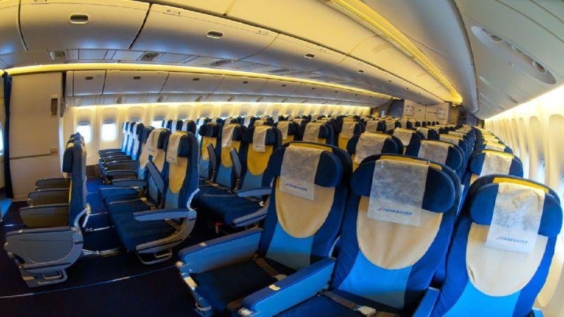 боинг 777 300ER схема салона Аэрофлот лучшие места