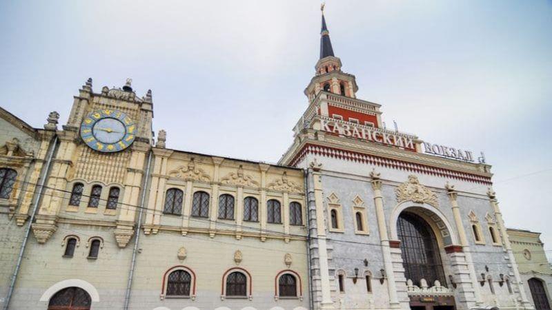 как доехать с Шереметьево до Казанского вокзала