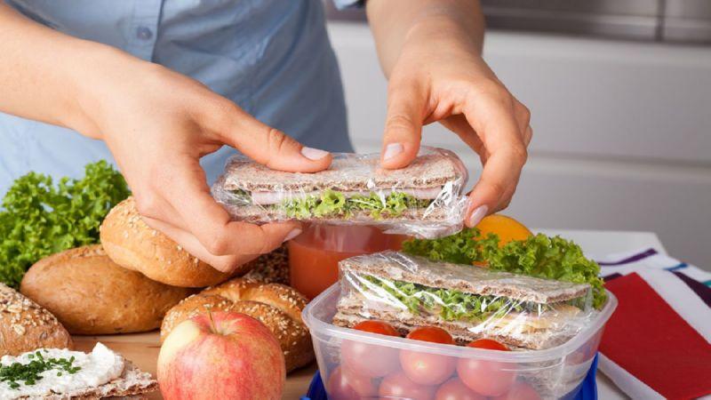 можно ли провозить еду в ручной клади в самолете
