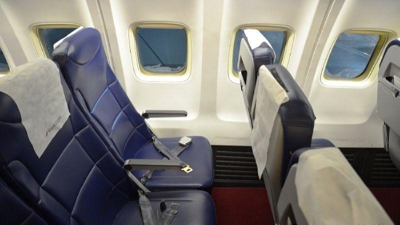 схема салона Боинг 757 200