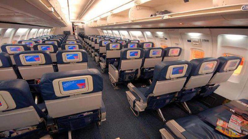 боинг 757 200 схема салона лучшие места