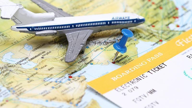 время перелета СПБ - Кипр