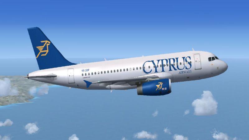 сколько лететь до Кипра из СПБ