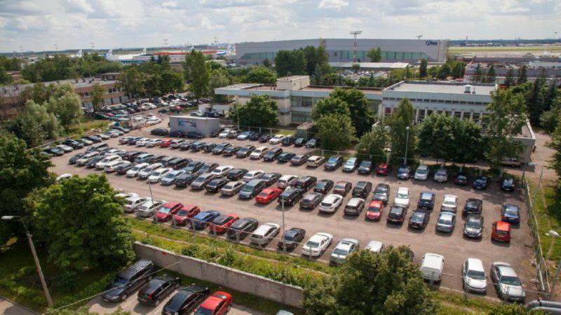 сколько стоит парковка в Шереметьево терминал Д