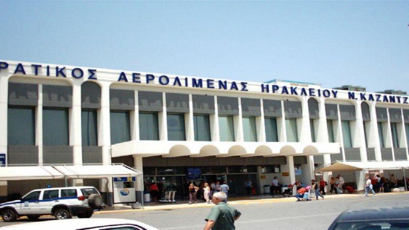 сколько лететь из Москвы до Ираклиона