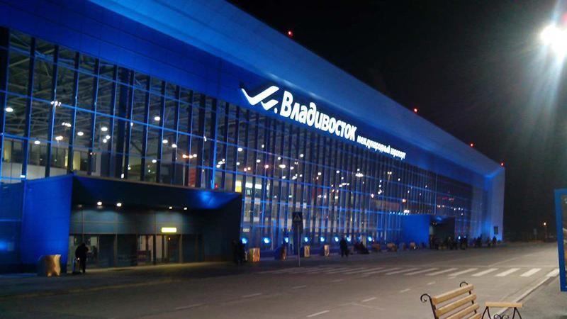 время полета Москва - Владивосток