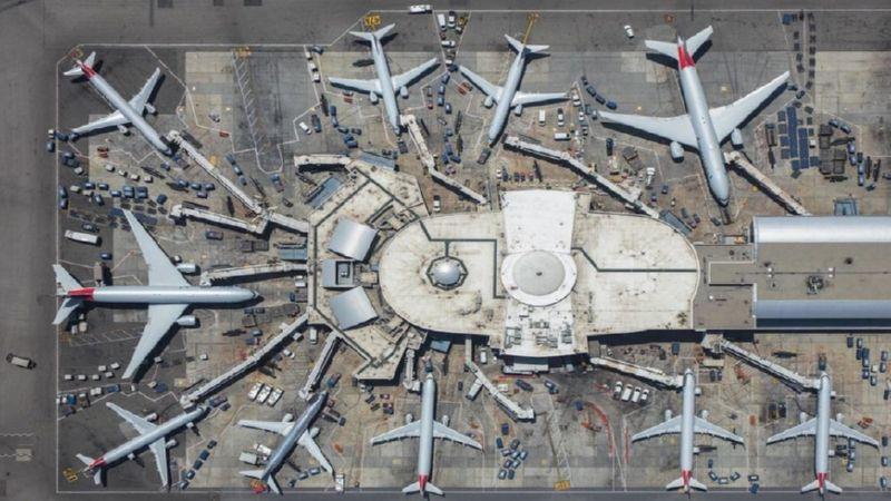 аэропорты России список