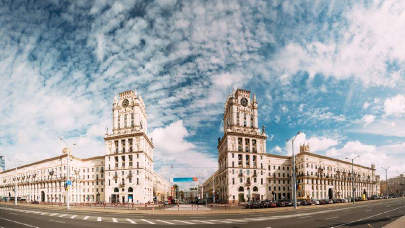 как добраться из аэропорта Минска до Минска