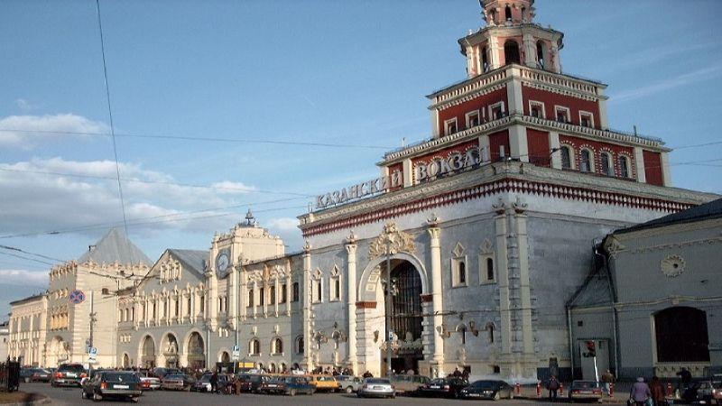 как доехать до Домодедово от Казанского вокзала