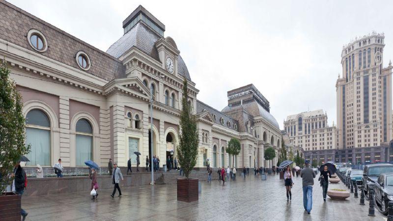 до Шереметьево с Павелецкого вокзала