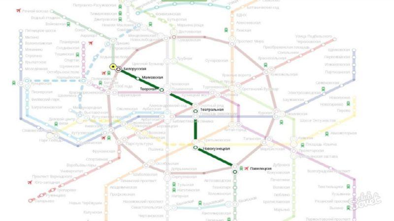 как доехать до Шереметьево с Павелецкого вокзала