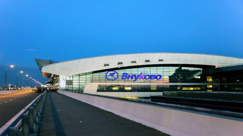 добраться до аэропорта Внуково