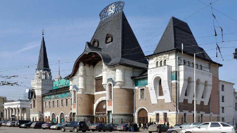 как доехать с Ярославского вокзала до Шереметьево
