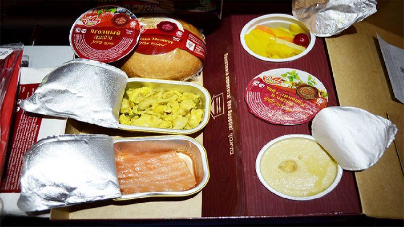 кошерное питание в самолете