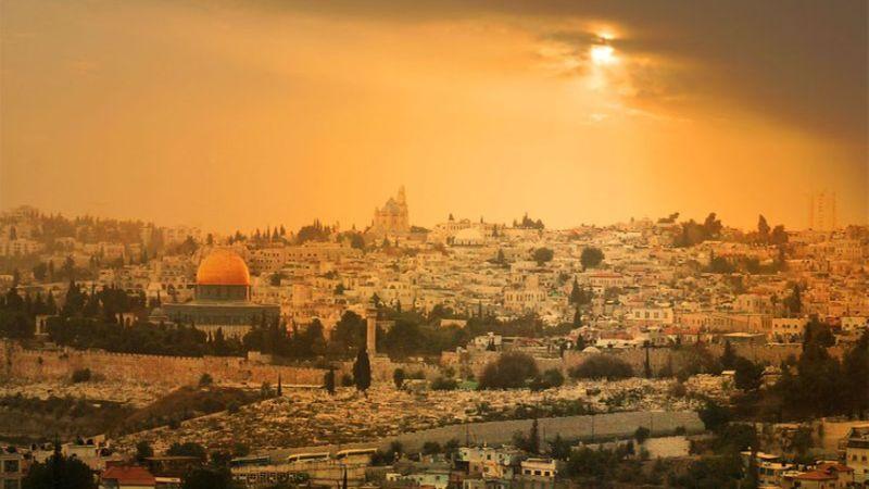 сколько лететь до Израиля из Москвы