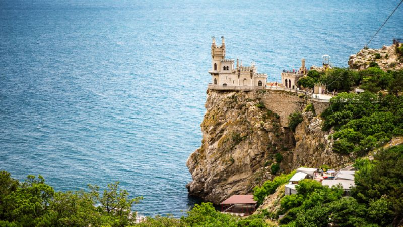 сколько стоит авиабилет до Крыма