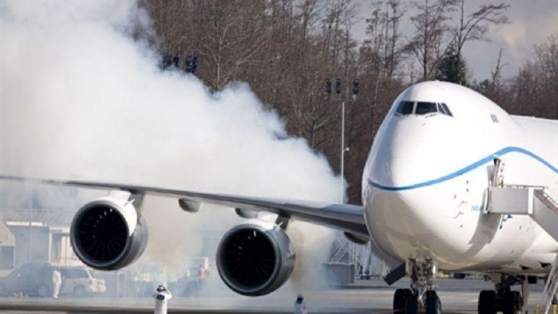 вес самолета