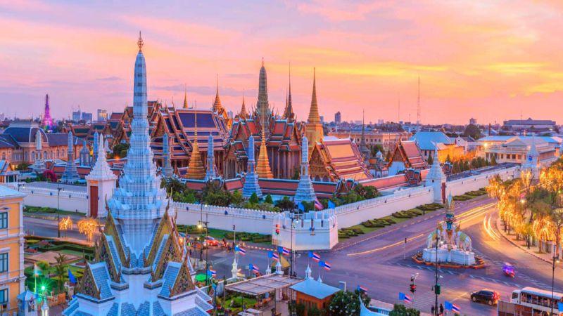 сколько лететь до Бангкока из Москвы прямым рейсом